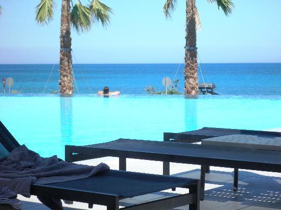 TesoroBlu Hotel & Spa: infinity pool