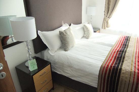 Fraser Residence Budapest: bed room