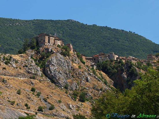 Scanno, Italy: Castrovalva