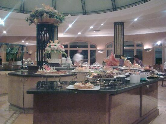 ristorante Iberotel Palace a sharm