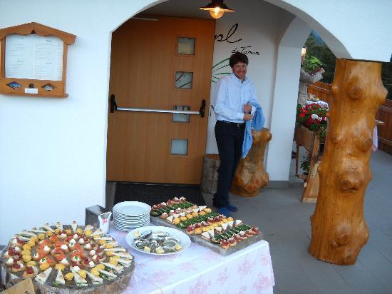 Hotel Gran Mugon: Ferragosto 2011