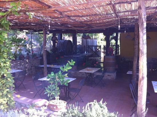 Hotel di sor Paolo: el restaurante