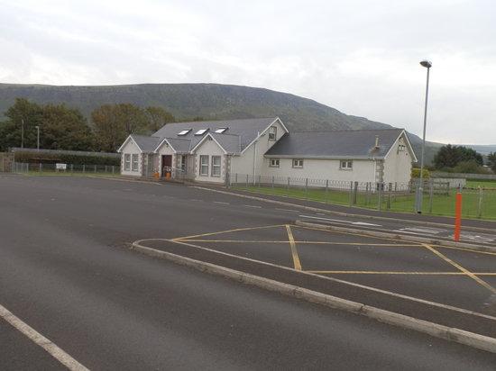Deighan's Benone Caravan Park: Park office
