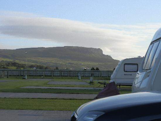 Deighan's Benone Caravan Park: caravan park
