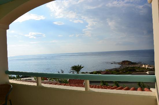 Rodos Princess Beach Hotel: Vue du balcon