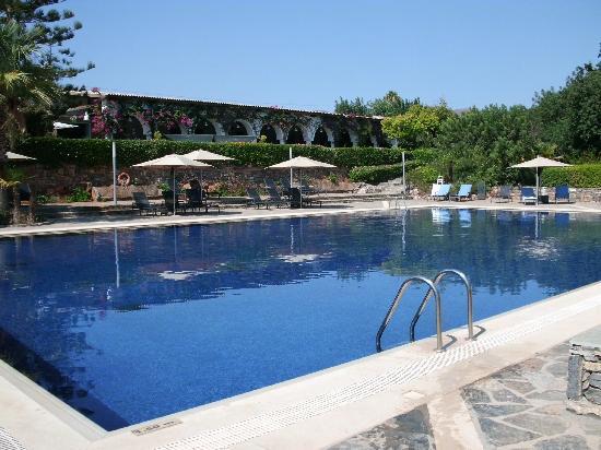 Minos Beach art hotel: Swimming pool