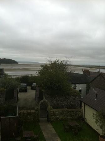 Seaview: the view from room 4