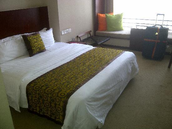 Mercure Wanshang Beijing: Bed