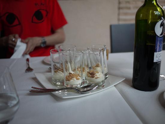 Restaurante Alfileritos 24: appetizer