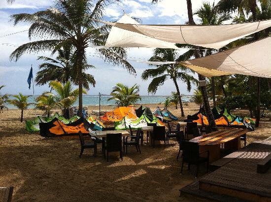 فندق فيلا تاينا: Plage