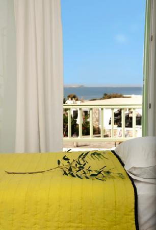 Bellissimo Resort: sea view room