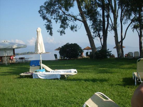 Family Life Kerkyra Golf: Plenty of space