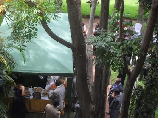 Les hautes terres hotel antananarivo madagaskar for Au jardin d antanimena
