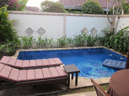 Heliconia Villas: Heliconia - one bedroom villa private pool