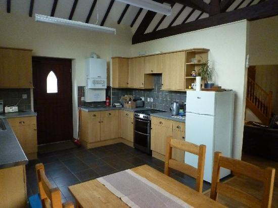 ‪‪Broomedge Farm Cottages‬: Kitchen‬
