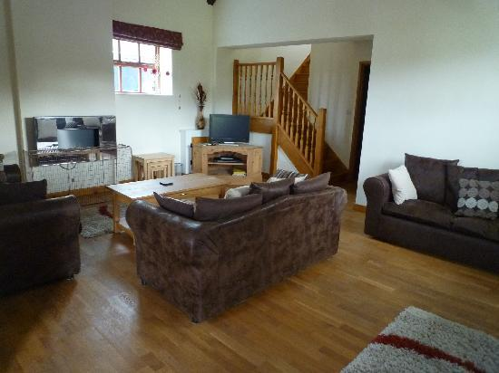Broomedge Farm Cottages: Lounge