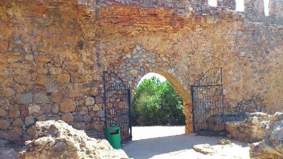 Alanya Kalesi (Castle): Inngangen til festningen.