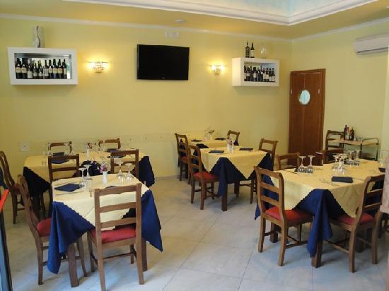 Hotel Aquila: ristorante