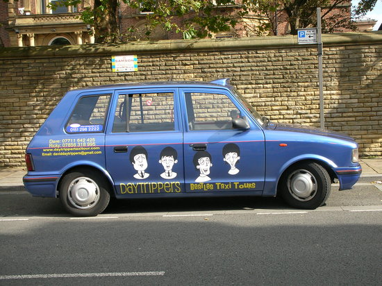 ‪Daytrippers Beatles Taxi Tours‬