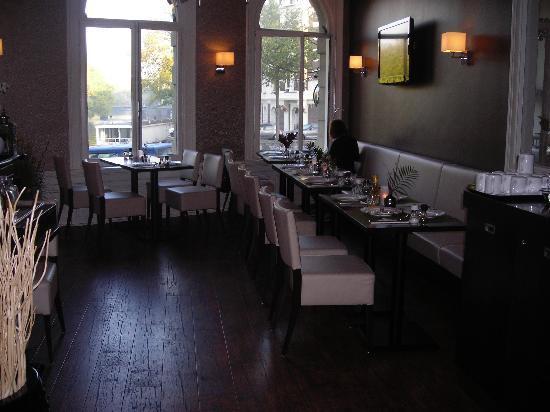 บูตีคโฮเต็ล วิว: View of the breakfast room