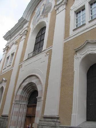 Franziskanerkirche: exterior