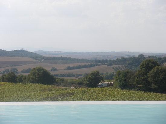 Agriturismo Palazzo Massaini: la piscina