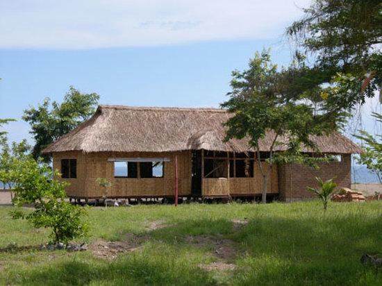 Kyela, Tanzania: Restaurant Outside