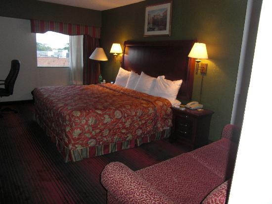 Ramada East Orange: chambre
