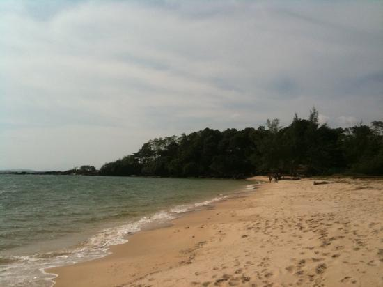 Otres Beach : your own private paradise