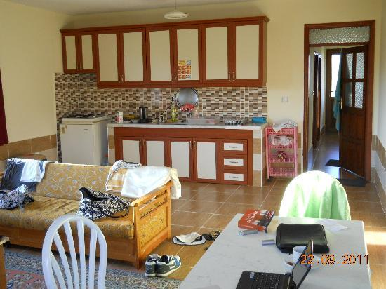Villa Ozalp: Lounge 2