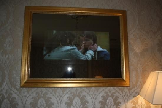 El Palace Hotel: Magic TV
