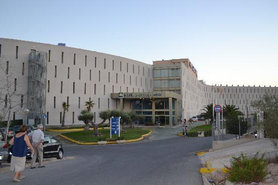 RV Hotel Ametlla Mar : El Hotel
