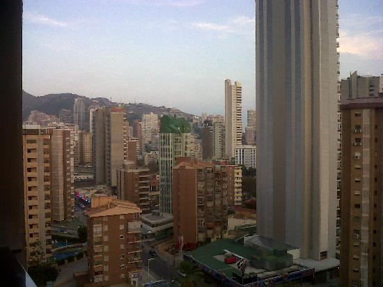 Hotel Marina Resort Benidorm: View from 17th floor