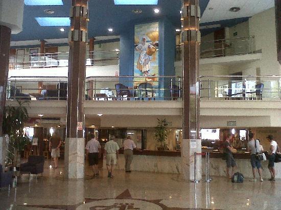 Hotel Marina Resort Benidorm: Reception