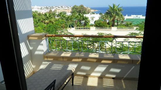 Hyatt Regency Sharm El Sheikh Resort: Twin bedroom view