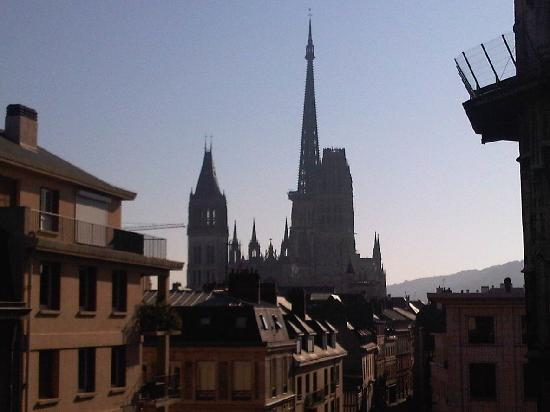Hotel De L'Europe : View from the terrace