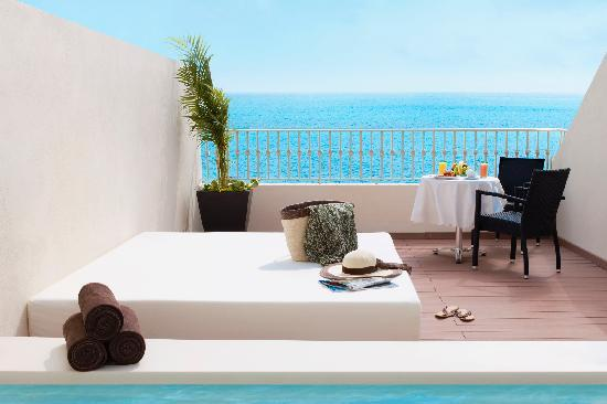 Excellence Riviera Cancun: Excellence Club Two-Story Rooftop Terrace Suite