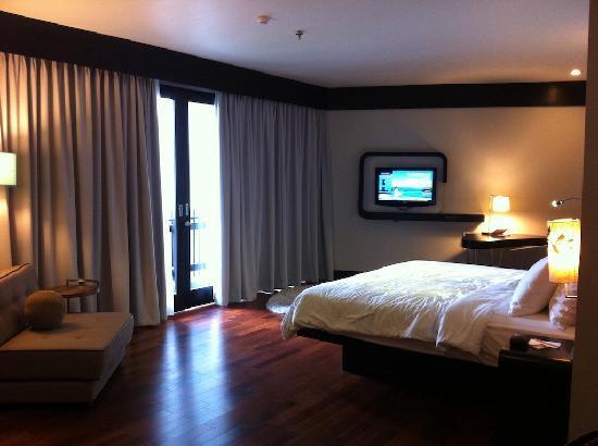 โรงแรมพูลแมน บาหลี ลีเกี้ยน เนอร์วานา: rooms