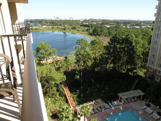 Lake Eve Resort: View of the Lake