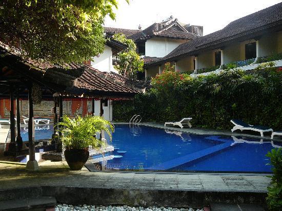 Ari Putri Hotel: Hotel Ari Putri - Pool