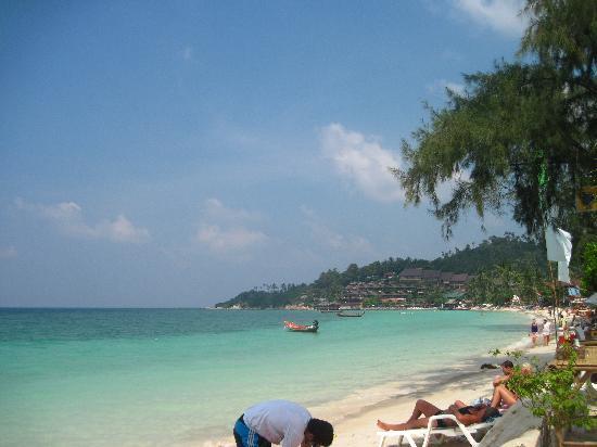 جي بي هات بانجالو: Haad Yao Beach