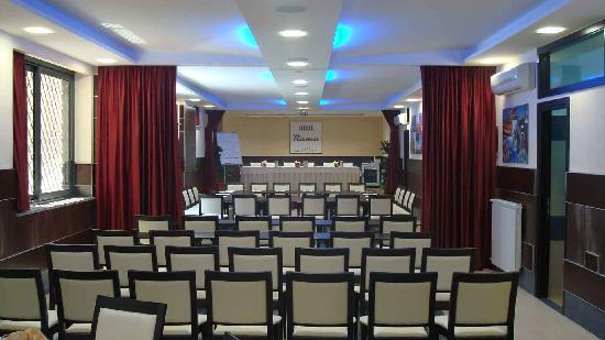 Rama Palace Hotel: sala caruso