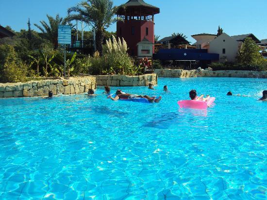 Pegasos Royal: Lagoon pool