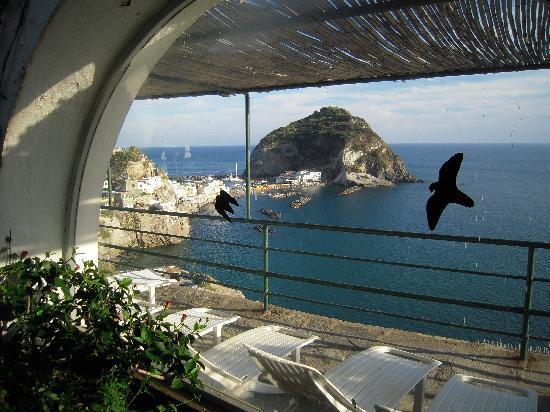 Hotel La Palma: vista dal Tropical