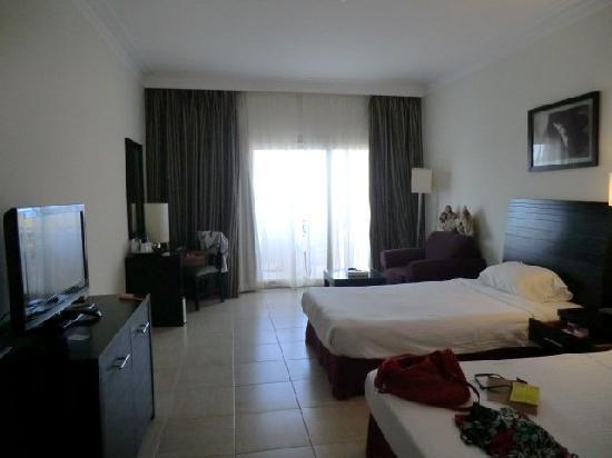 Rixos Sharm El Sheikh: la nostra camera