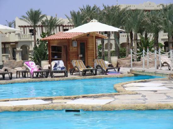 Rixos Sharm El Sheikh: sauna
