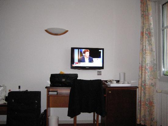 Hotel Le Raisin : Heerlijk schoon bed
