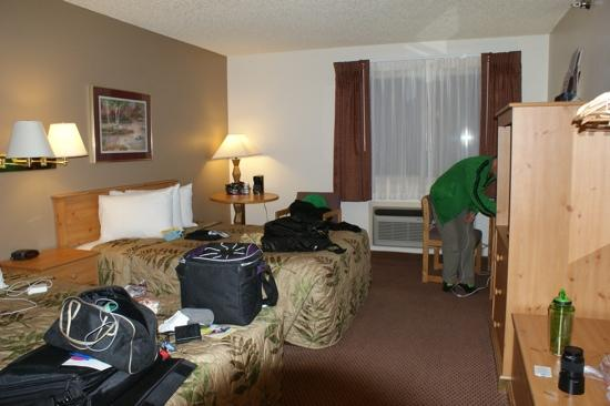 Days Inn Billings: room 118