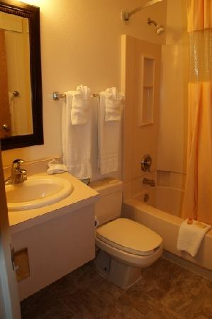 Days Inn Billings: bathroom room 118