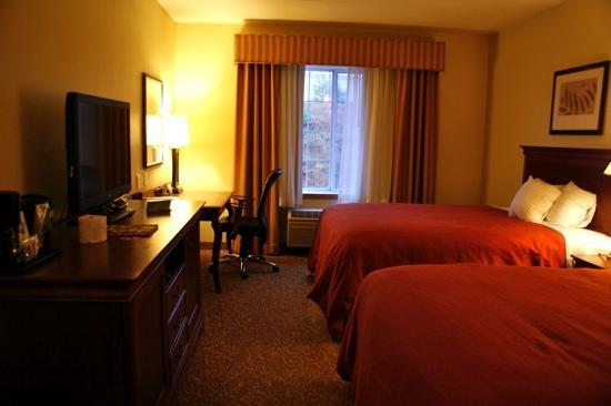 Country Inn & Suites By Carlson, Rapid City: room 403